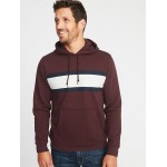 Color-Blocked Pullover Hoodie for Men