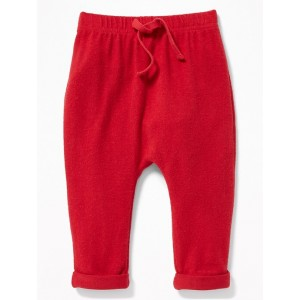 Plush-Knit Pants for Baby
