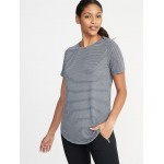 Relaxed Performance Tee for Women