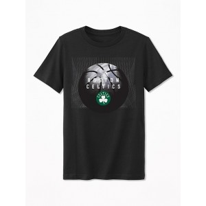 NBA&#174 Team Basketball-Graphic Tee for Boys