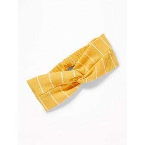 Twisted Jersey Headwrap for Women