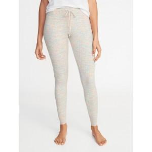 Sweater-Knit Lounge Leggings for Women