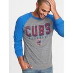 MLB® Team-Graphic Raglan-Sleeve Tee for Men