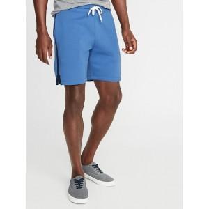 Side-Stripe Jogger Shorts for Men - 7.5-inch inseam