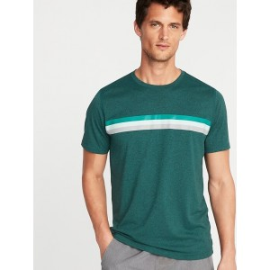 Go-Dry Eco Crew-Neck Tee for Men