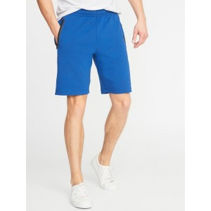 Dynamic Fleece 4-Way-Stretch Jogger Shorts for Men - 9-inch inseam
