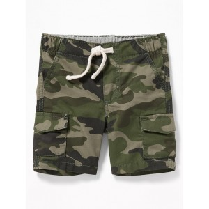 Pull-On Cargo Shorts for Baby