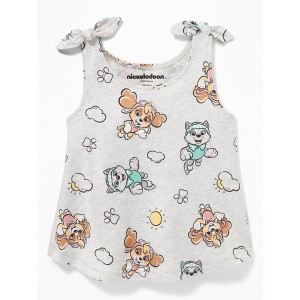 Paw Patrol&#153 Printed Bow-Tie Tank for Toddler Girls