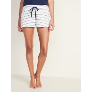 French Terry Shorts for Women - 2-inch inseam