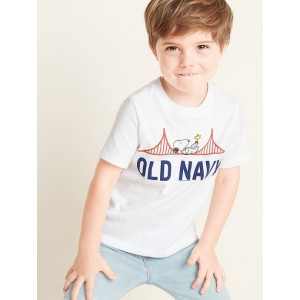Peanuts&#174 Snoopy Graphic Tee for Toddler Boys
