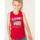 2019 Flag Graphic Tank for Boys