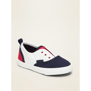 Laceless Sneakers For Toddler Boys