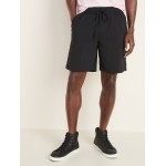 Built-In Flex Street-to-Swim Hybrid Shorts for Men  9-inch inseam
