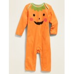 Halloween Graphic One-Piece for Baby