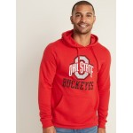 College-Team Pullover Hoodie for Men