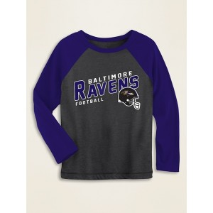 NFL&#174 Team-Graphic Raglan-Sleeve Tee for Toddler Boys