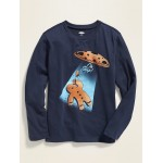 Holiday-Graphic Tee for Boys