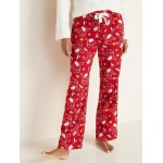 Klaus™ x Old Navy Flannel Pajama Pants for Women