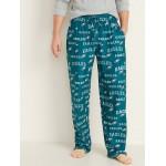 NFL® Flannel Pajama Pants for Men