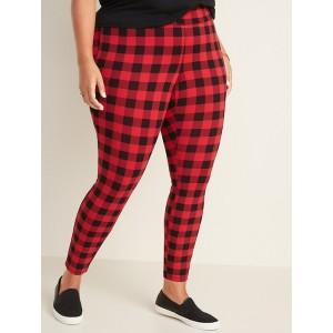 High-Waisted Secret-Slim Plus-Size Stevie Pants