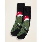 Graphic Cozy Socks for Men