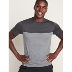 Go-Dry Cool Eco Color-Blocked Tee for Men