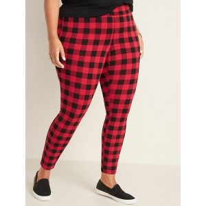 High-Waisted Secret-Slim Plus-Size Stevie Pants