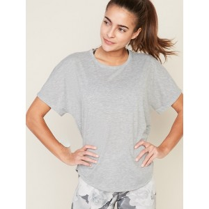 Breathe ON Dolman-Sleeve Tee for Women