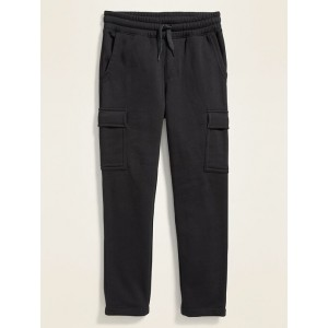Tapered Cargo Sweatpants for Boys