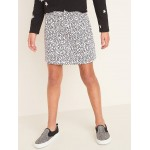 French Terry Skirt for Girls