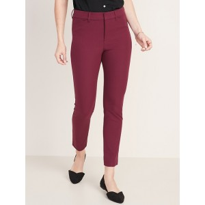 High-Waisted Pixie Pants for Women