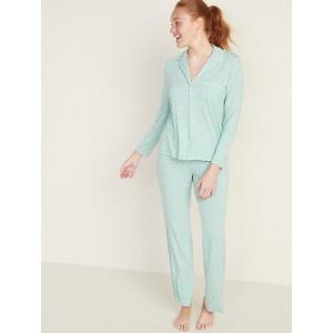 Printed Pajama Set for Women