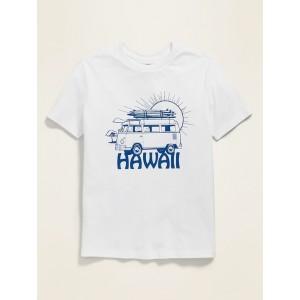 Hawaii Graphic Tee for Boys