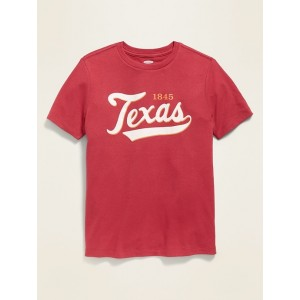 Texas Graphic Tee for Boys