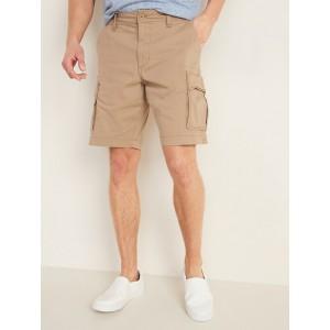 Lived-In Straight Built-In Flex Cargo Shorts for Men  10-inch inseam