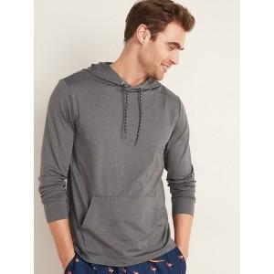 Pullover Rashguard Hoodie for Men
