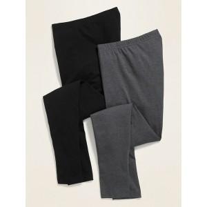 High-Waisted Leggings 2-Pack for Women