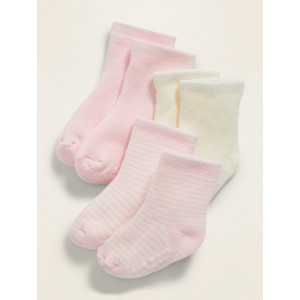 Crew Socks 3-Pack for Baby
