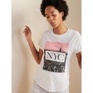 New York Graphic Tee for Women