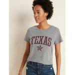 Texas Graphic Tee for Women