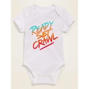 Unisex Graphic Bodysuit for Baby