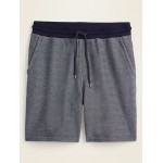 French Terry Baja Jogger Shorts for Men  7.5-inch inseam