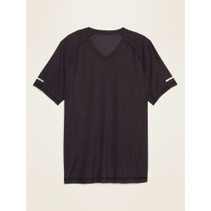Ultra-Soft Breathe ON V-Neck Tee for Men