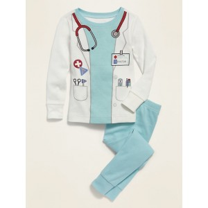 Doctor Costume Pajama Set for Toddler & Baby