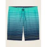 Patterned Built-In Flex Board Shorts for Men  10-inch inseam