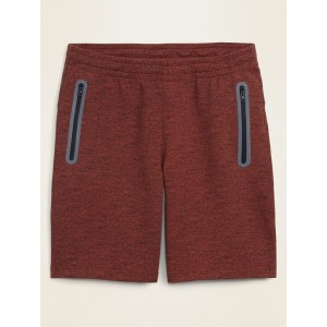 Dynamic Fleece Jogger Shorts for Men 9-inch inseam