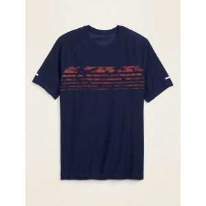 Ultra-Soft Breathe ON Graphic Performance Tee for Men