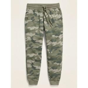 Mid-Rise Tapered-Leg Jogger Pants for Women