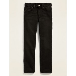 Built-In Flex Black Skinny Jeans for Boys