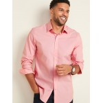 All-New Slim-Fit Pro Signature Performance Dress Shirt for Men